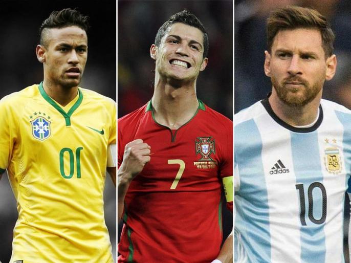 Best Players from 32 teams of FIFA World Cup 2018 | FIFA वर्ल्ड कप की 32 टीमों के बेस्ट खिलाड़ी, देखें टॉप पर है किस खिलाड़ी का नाम