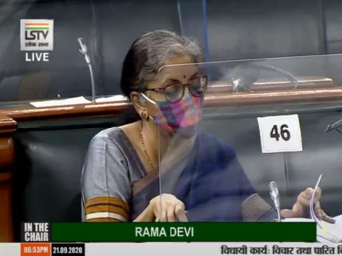 Stop protesting against Congress BSP MP Finance Minister Nirmala Sitharaman doing good work | कांग्रेस विरोध के लिए विरोध करना बंद करें,बसपा सांसद ने कहा-वित्त मंत्री निर्मला सीतारमण अच्छा काम कर रही हैं