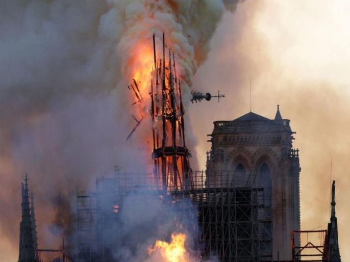 notre dame cathedral paris facts and history | सभ्यता की सर्वश्रेष्ठ धरोहरों में शुमार 'नोट्रे-डेम', नेपोलियन की ताजपोशी, विवाह का भी रहा है गवाह
