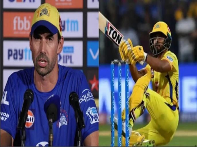 Stephen Fleming Defends Kedar Jadhav Explains His Role In The Side   IPL 2020: लगातार फ्लॉप होने के बावजूद केदार जाधव पर भरोसा जता रही है CSK, कोच फ्लेमिंग ने बचाव में कही यह बात