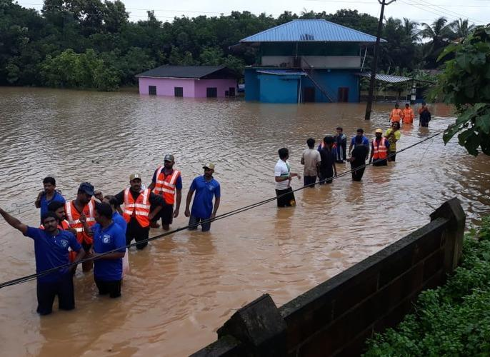 Pakistan releases more water flood threat in Ferozepur of Punjab | पाकिस्तान के और पानी छोड़ने से पंजाब के फिरोजपुर में बाढ़ का खतरा, जिला प्रशासन हाई अलर्ट पर