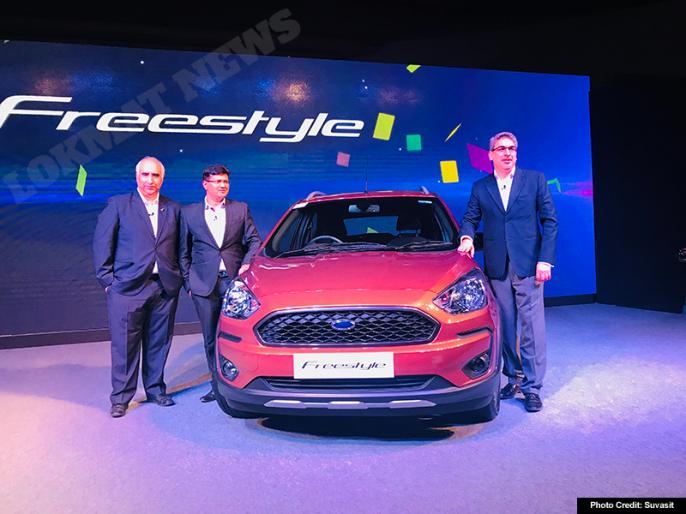 All-New Ford Freestyle India Launch Date Announced | Ford FreeStyle का इंतज़ार खत्म, 26 अप्रैल को होगी लॉन्च