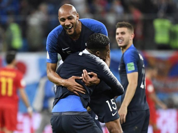 FIFA World Cup 2018, 1st Semifinal: France beat Belgium to reach Final for 3rd time | FIFA World Cup: बेल्जियम को हरा 12 साल बाद फाइनल में पहुंची फ्रांस की टीम, 1998 में बनी थी चैंपियन