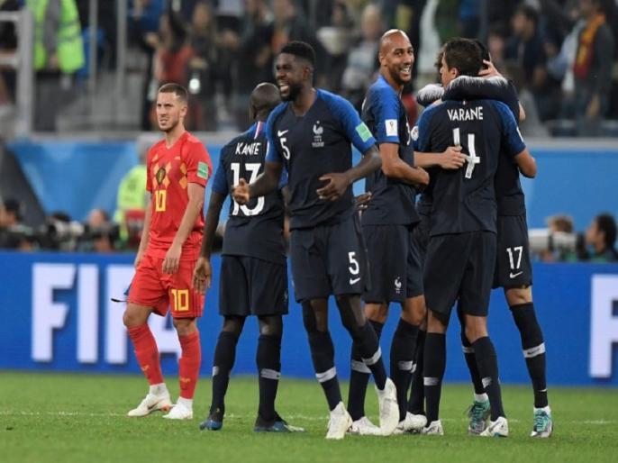 fifa world cup how france reached into final strength and weakness of french team | फीफा वर्ल्ड कप: फ्रांस कैसे पहुंचा फाइनल में और आखिर क्या है टीम की सफलता का राज? जानिए