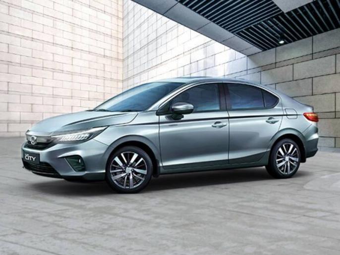 2020 Honda City launched, starts at Rs 10.89 lakh | आ गई नई होंडा सिटी कार, दिए गए ये जबरदस्त फीचर्स