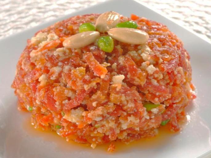 gajar ka halwa recipe : 10 minute recipe of gajar ka halwa you must try this winter | 10 मिनट में गाजर का हलवा बनाने का यह है आसान तरीका