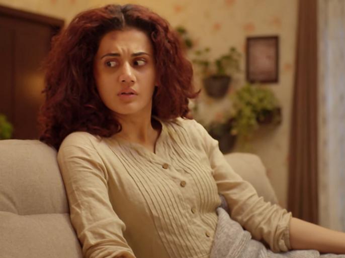 taapsee pannu starer thriller movie game over teaser released | Game Over Teaser:सस्पेंस और गेम में उलझा तापसी पन्नू की फिल्म गेम ओवर का टीजर हुआ रिलीज, देखें वीडियो