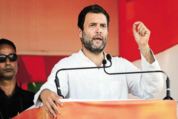 lok sabha election 2019 Rs 72,000 will be deposited in beneficiaries bank account within one year under NYAY scheme: Rahul Gandhi | लोकसभा चुनावःकांग्रेस अध्यक्ष राहुल गांधी ने कहा,मालिक आप हैं मोदी नहीं, चोरों की जेब से छीनकर करोड़ों गरीबों को 'न्याय' देंगे'