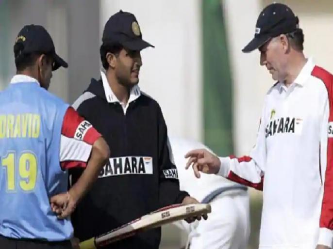 Sourav Ganguly reveals how he was dropped from team india | 'हर कोई शामिल था': सौरव गांगुली ने किया खुलासा कैसे उन्हें भारतीय टीम से किया गया था बाहर