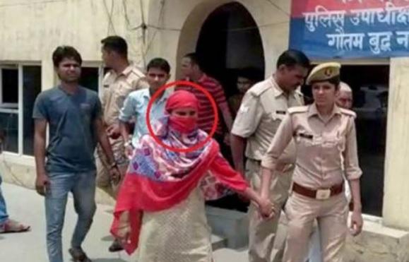 Uttar Pradesh: gautam-buddha-nagar, dadri, son-murder, illegal relationship with priest, mother had committed the murder of his son | मां का पुजारी से अवैध संबंध, जब बेटे को पता चला तो सुपारी देकर करा दी हत्या