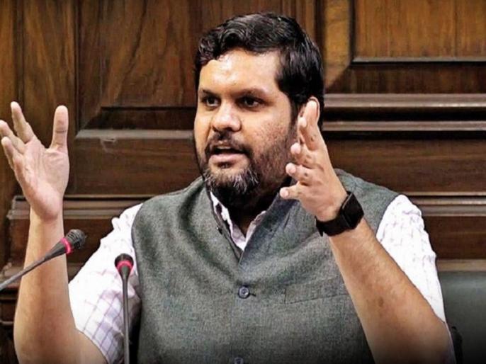 Jharkhand: Congress named Gaurav Vallabh as 'how many zeros in 5 trillion' candidate, will contest against CM Raghubar Das   झारखंड: '5 ट्रिलियन में कितने जीरो' वाले गौरव वल्लभ को कांग्रेस ने बनाया उम्मीदवार, CM रघुबर दास के खिलाफ लड़ेंगे चुनाव