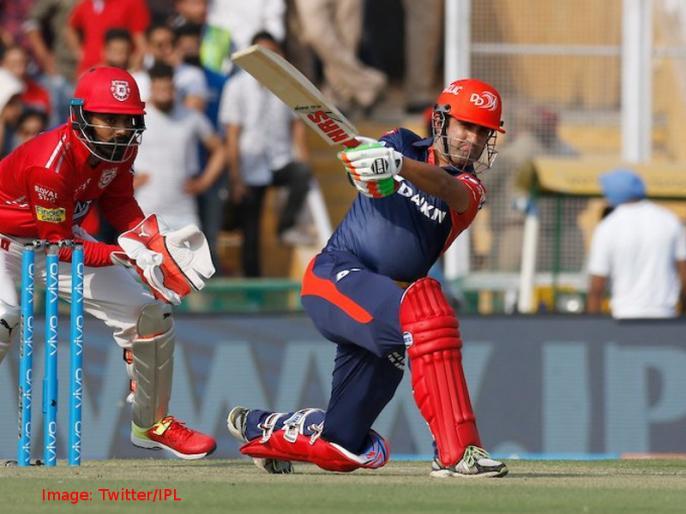 IPL 2018, KKR vs DD: Kolkata Knight Riders vs Delhi Daredevils 13th Match Live Score   IPL, KKR vs DD: 201 के टारगेट के सामने फेल हुई गंभीर की टीम, 15 ओवर भी नहीं टिक पाए दिल्ली के बल्लेबाज
