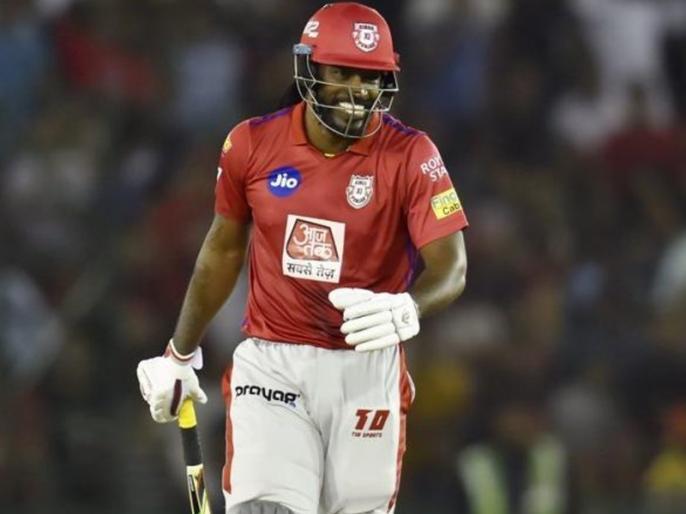 IPL 2019: Chris Gayle becomes first player to score 100 fifty-plus scores in T20 cricket   क्रिस गेल 99 पर रह गए नाबाद, फिर भी रच दिया टी20 में शतकों का ये 'अनोखा' इतिहास