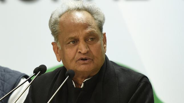 loksabha elections 2019: ashoke Gehlot's U-turn, BJP attacker surrounded by comments on President | राष्ट्रपति पर टिप्पणी को लेकर घिरे गहलोत का यूटर्न, भाजपा हमलावर