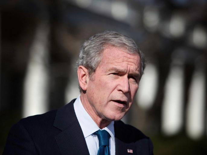 George Floyd case: Former US President George Bush said - will have to make collective efforts for equal justice in the country | George floyd मामला: अमेरिका के पूर्व राष्ट्रपति जॉर्ज बुश ने कहा-देश में समान न्याय के लिए सामूहिक प्रयास करना होगा