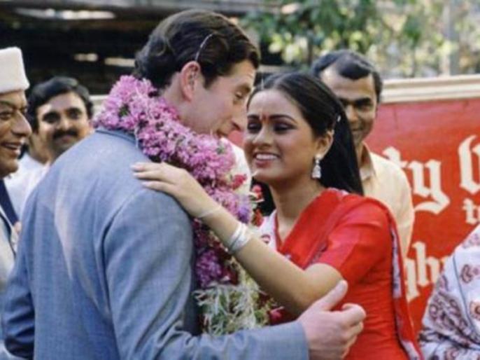 padmini kolhapure wishes for prince charles   बॉलीवुड की इस एक्ट्रेस ने प्रिंस चार्ल्स के ठीक होने की मांगी दुआ, Kiss लेने पर हुआ था बवाल