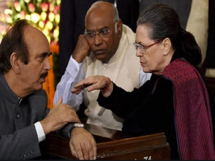 congressrally g23 leaders ghulam nabi kapil sibbalparty will be torn apart on the lines of 1969jammu kashmir | कांग्रेस में बड़े विद्रोह के संकेत, जम्मू से असंतुष्ट नेताओं ने फूंका बिगुल, कहा-नहीं तोपार्टी 1969 की तर्जपर दो फाड़ हो जाएगी...