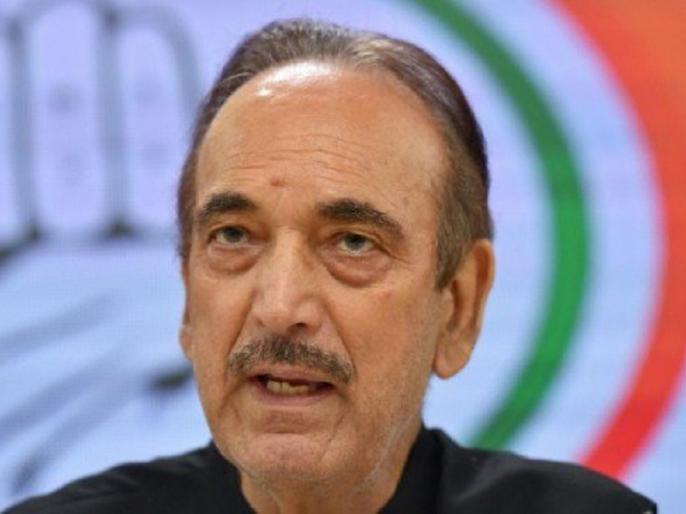 Article 370: Congress Ghulam Nabi Azad to visit Srinagar in J&K today | अनुच्छेद 370: प्रतिबंध के 46वें दिन आज घाटी का हालचाल लेने श्रीनगर जा रहे गुलाम नबी आजाद, बारामूला से करेंगे दौरे की शुरुआत