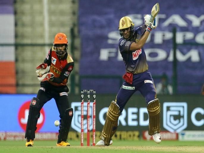 IPL 2021 Hyderabad vs Kolkata rashid khan bowled out shubhman gill | IPL 2021: शुभमन गिल को चकमा देकर राशिद खान ने किया क्लीन बोल्ड, विकेटकीपर भी रह गया हैरान