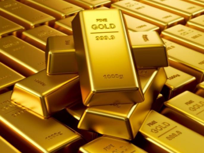 Slowdown: Gold touches Rs 40,220, likely to rise further | मंदी की आहटः सोना40,220 रुपये को छूआ, अभी और बढ़ने की संभावना
