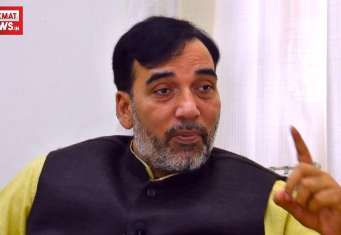 Gopal rai aap take dig at Kumar Vishwas and Alka Lamba | Exclusive: आम आदमी पार्टी ने कसा कुमार विश्वास पर तंज, 'पार्टी किसी फायरब्रांड नेता के दम पर नहीं चलती'
