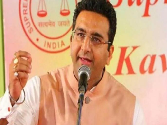 Congress is doing the politics of lies at the time of epidemic: BJP | भाजपा प्रवक्ता गौरव भाटिया का फूटा गुस्सा, कहा- कोरोना के समय कांग्रेस कर रही है झूठ की राजनीति