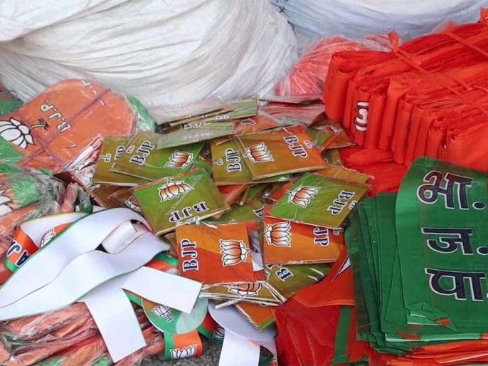 Gujarat civic polls results 2021BJP bags 451 of 576 seatssweeps AhmedabadSuratRajkot and Jamnagar congress | गुजरात नगर निगम चुनाव: 576 सीट, 451 पर भाजपा का कब्जा, सूरत में कांग्रेसएक भी सीट नहीं जीत सकी, 6 निगमों पर बीजेपी शासन