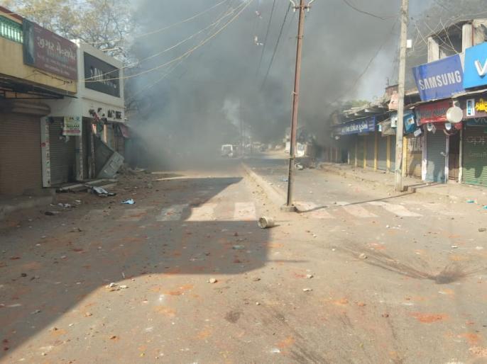 Not only Delhi, in Khambhat of Gujarat, arson continues from three days, 84 people arrested so far | दिल्ली के अलावा गुजरात में भी तीन दिनों से जारी है हिंसा, अब तक 84 लोग हुए गिरफ्तार, जानें पूरा मामला