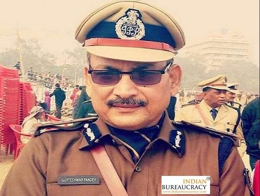 DGP Gupteshwar Pandey gave a befitting reply to Sanjay Raut, said - Bihar Police morale will not be low, Sushant needs justice | डीजीपी गुप्तेश्वर पांडेय नेसंजय राउतको दिया करारा जवाब, कहा-बिहार पुलिस का मनोबल कम नहीं होगा,सुशांत को न्याय चाहिये