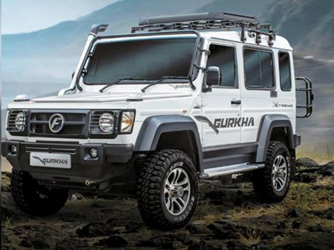 Next-gen Force Gurkha likely to debut at Auto Expo 2020 13th Jan 2020 | महिंद्रा थार को टक्कर देने आ रही है फोर्स की धांसू कार गोरखा, पहले से मजबूत और पॉवरफुल