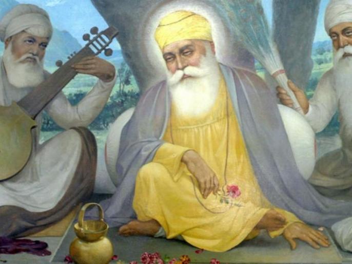 Happy Guru Nanak Jayanti 2019 images quotes wishes greeting in hindi slogan status pic for whatsapp facebook in hindi | Guru Nanak Jayanti 2019: प्रकाश पर्व पर अपने रिश्तेदारों और दोस्तों को इन संदेशों से दें बधाई