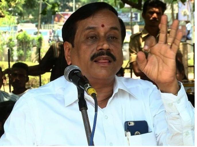 Tamil Nadu: BJP leader H Raja argued with Police and say you are are anti Hindu and corrupt | पुलिस से बहस के दौरान गुस्से से तमतमाए BJP नेता ने कहा, तुम हिन्दू विरोधी हो और भ्रष्ट भी