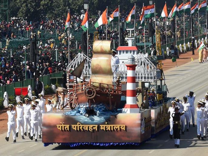 Republic Day: The soldiers said on the Rajpath - 'Josh is high', everyone's head widens with pride   गणतंत्र दिवसः राजपथ पर जवान बोले-'जोश हाई' है,कदमताल देखहर किसी का सिर गर्व से चौड़ा