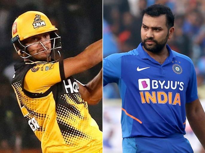 Rohit Sharma is my ideal: Pakistan Haider Ali tells best thing about Hitman batting style | पाकिस्तान की नई सनसनी बनकर उभरे बल्लेबाज ने रोहित शर्मा को बताया अपना आदर्श, कहा, 'उनके जैसी बैटिंग करना चाहता हूं'