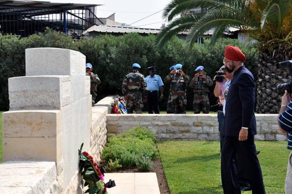 Liberation Of HaifaHow Mysore And Jodhpur Lancers Fought All Odds To Free The Israeli City | Liberation Of Haifa:इजराइली शहर हाइफा को मुक्त कराने वाले भारतीय सैनिकों को दी गई श्रद्धांजलि