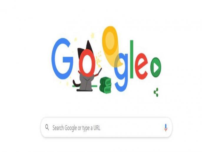 Google Doodle: Play Halloween game today in Corona Lockdown with Google Doodle, you can win points by killing ghosts   Google Doodle: गूगल डूडल संग कोरोना लॉकडाउन में आज खेलिए हेलोवीन गेम, भूतों को मार कर जीत सकते हैं प्वाइंट्स