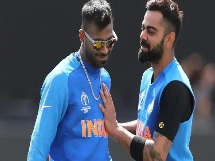 Hardik Pandya asks reason for Virat Kohli success, reveals indian captain advice | हार्दिक पंड्या ने कोहली से पूछा उनकी 'कामयाबी का राज', विराट ने कहा, 'सही तरीके से नंबर एक बनने की भूख होनी चाहिए'