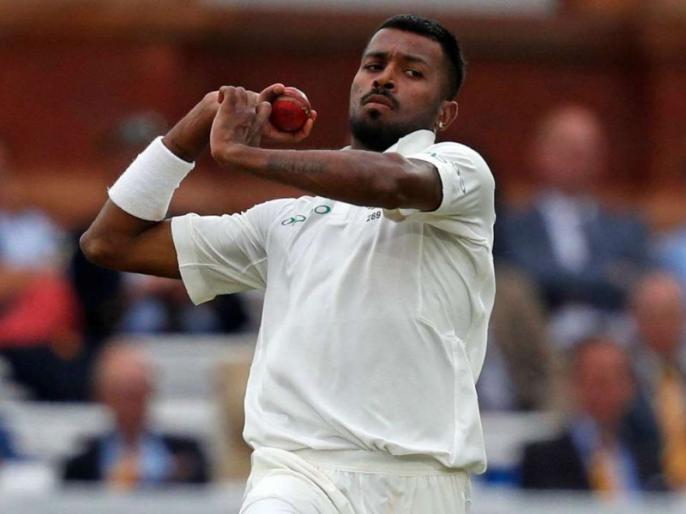 India vs England: Hardik Pandya has defended Virat Kohli decision to pick two spinners | लॉर्ड्स टेस्ट में दो स्पिनर उतारने के फैसले पर हार्दिक पंड्या का बयान, 'अगर मैच पांच दिन का होता तो चीजें अलग होतीं'