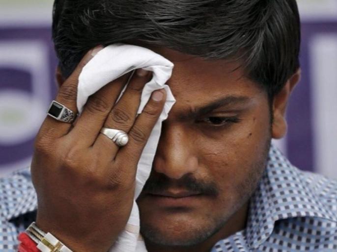 Hardik patel claims gujarat cm vijay rupani has resigned | हार्दिक पटेल का दावा, गुजरात के सीएम विजय रूपाणी ने पद से दिया इस्तीफा