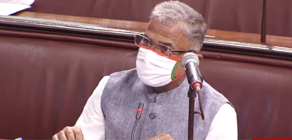 No confidence motion brought against opposition party Rajya Sabha Deputy Chairman Harivansh   विपक्षी दल राज्यसभा उपसभापति हरिवंश के खिलाफ लेकर आए अविश्वास प्रस्ताव