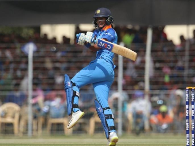 womens t20 world cup 1st match harmanpreet hits maiden century as india beats new zealand | महिला टी20 वर्ल्ड कप: हरमनप्रीत ने विस्फोटक शतक से रचा इतिहास, भारत ने पहले मैच में न्यूजीलैंड को हराया