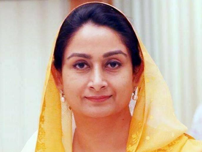 550th celebrations: Punjab government blind in arrogance', considers itself above Akal Takht says Harsimrat   केंद्रीय मंत्री हरसिमरत कौर ने बोला पंजाब सरकार पर हमला, कहा- खुद को अकाल तख्त से ऊपर समझने लगी है