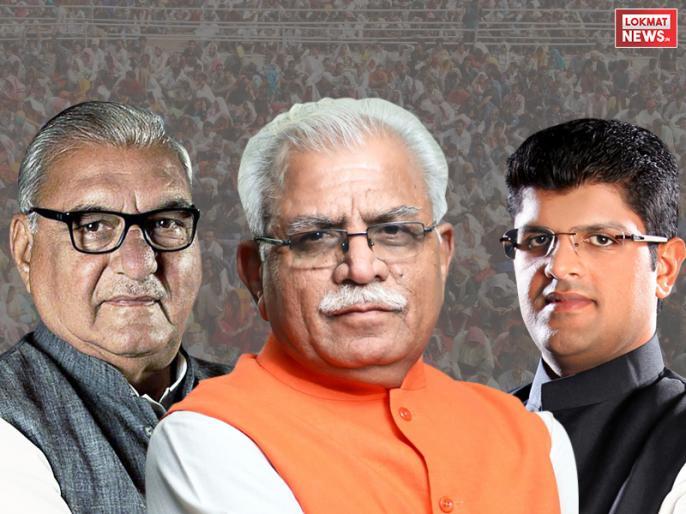 Haryana Assembly Elections: 21 MLAs left their posts before running for BJP | हरियाणा विधानसभा चुनावः कार्यकाल पूरा होने से पहले ही 21 विधायकों ने छोड़ दिए अपने पद, भाजपा की ओर भागे