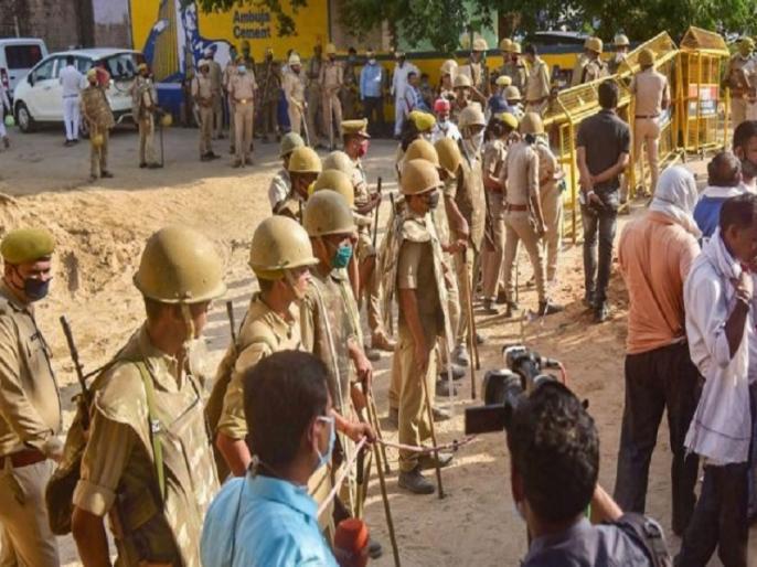 Hathras victim's family members to appear before Allahabad High Court Monday | हाथरस मामलाः लखनऊ हाईकोर्ट में कल कड़ी सुरक्षा के बीच होगी हाथरस मामले के पीड़ित परिवार की पेशी