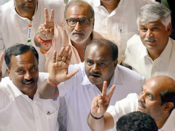 Karnataka cabinet Govt will survive, ready to face no-confidence motion | सरकार बची रहेगी, अविश्वास प्रस्ताव का सामना करने को तैयार: कर्नाटक कैबिनेट