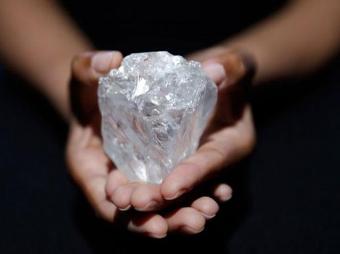 Diamond found in Nagaland State govt orders geologists to investigate | भारत के इस गांव में लोगों को पहाड़ की खुदाई के दौरान मिला हीरा! खबर मिलते ही लूटने पहुंचे ग्रामीण