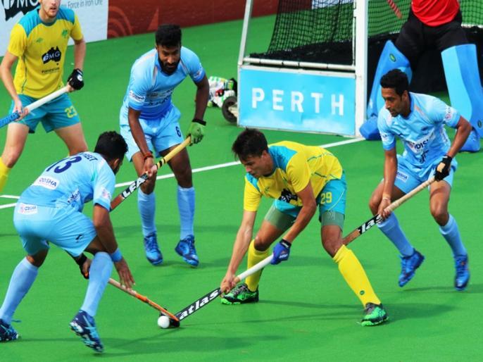Hockey: India go down 5-2 to Australia in the final game of the tour | हॉकी: ऑस्ट्रेलिया ने भारत को 5-2 से मात देकर किया टूर्नामेंट का समापन
