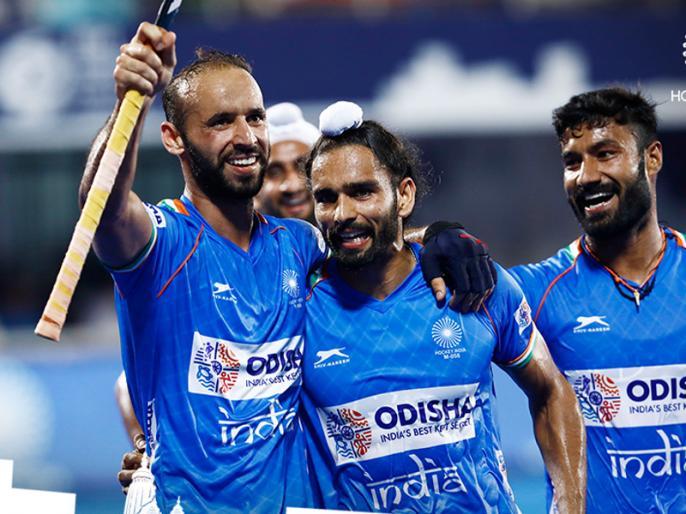 FIH Series Finals: India beat Asian Champion Japan by 7-2 to reach Final | FIH Series Finals: जापान को 7-2 से हराकर भारत फाइनल में, साउथ अफ्रीका से होगा मुकाबला