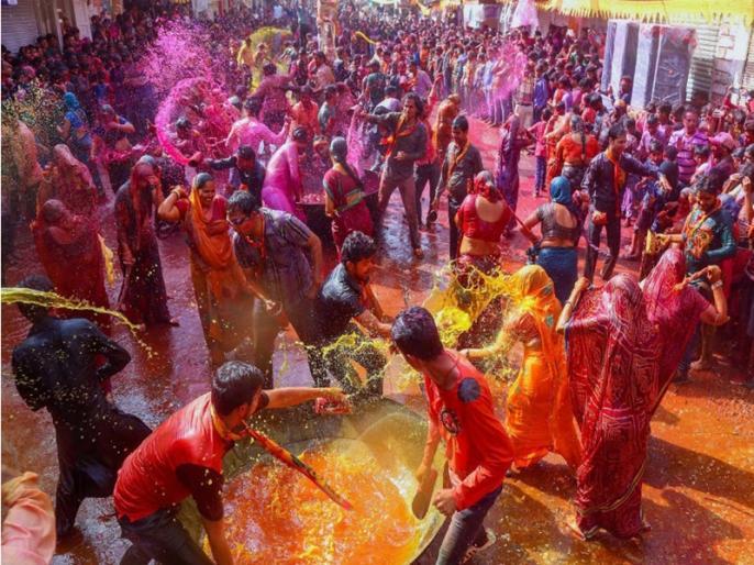 Ramesh Thakur's Blog: Mixing in Colors | रमेश ठाकुर का ब्लॉग: रंगों में मिलावट का गोरखधंधा