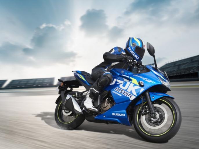 Suzuki Motorcycle sales up 23.29 per cent and hero tvs bajaj down   टीवीएस, हीरो, बजाज की हालत खराब, सिर्फ सुजुकी मोटरसाइकल को राहत